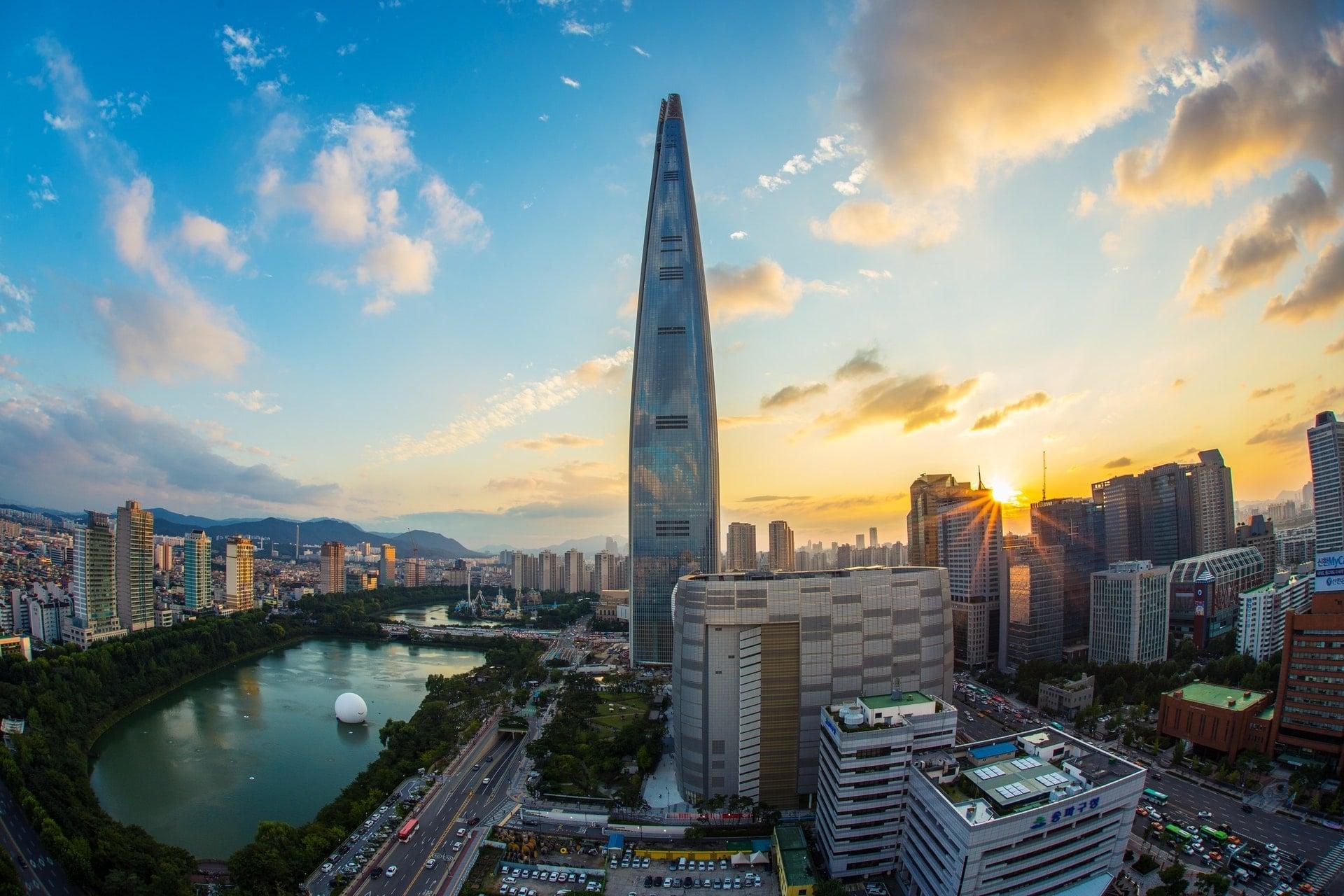 Корея в картинках